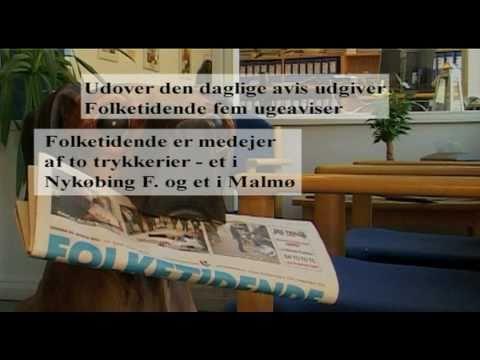 Folketidende - en avis i provinsen