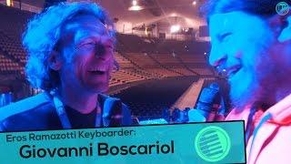 Music nStuff: Gearcheck mit Giovanni Boscariol (Keys Eros Ramazzotti)