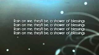 Men of Standard ft. Kirk Franklin - Latter Rain