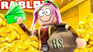 The lift by 1 million EUROS on ROBLOX