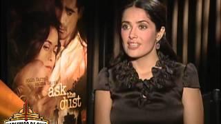 Las Vegas (702)505-0701 Video Production - Hablemos De Cine Salma Hayek