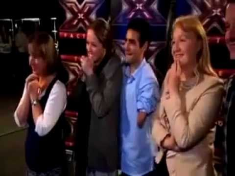 Sad Song Kurdish People From Iraq ( The X Factor ) 2011