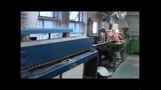 Производство багета для натяжных потолков(, 2015-04-27T10:44:05.000Z)