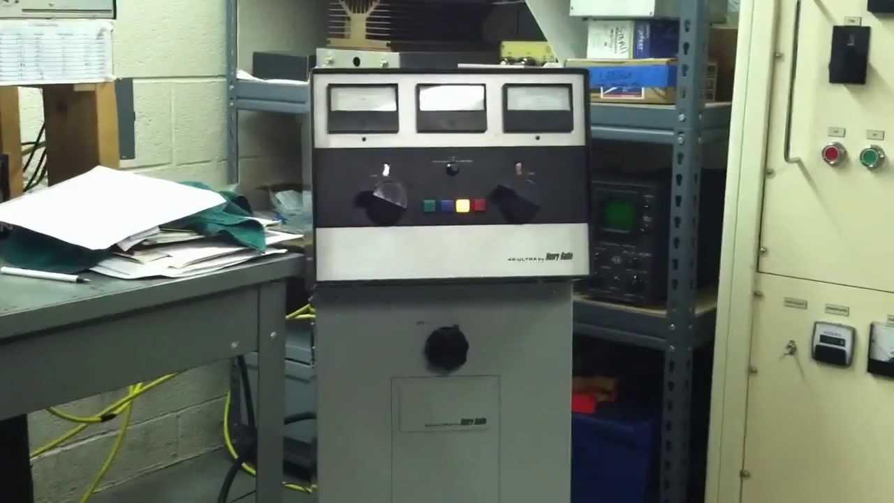 Henry 4k Ultra Amplifier Youtube Hf 300khz 30mhz Linear