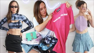 Huge Clothing + Beauty HAUL!! *black-owned businesses