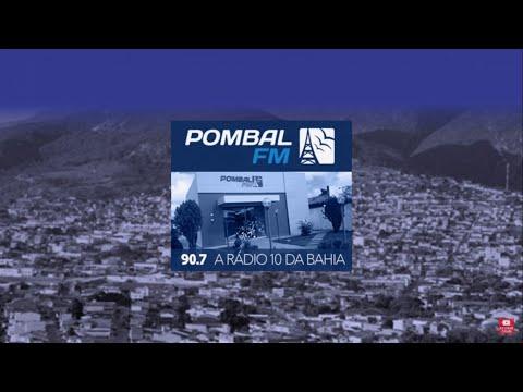 Prefixo Rádio Pombal FM 90,7 Mhz Ribeira do Pombal/BA