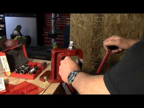Beginning Reloading, Video 39, Lee Factory Crimp