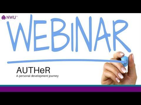 auther-webinar:-a-personal-development-journey