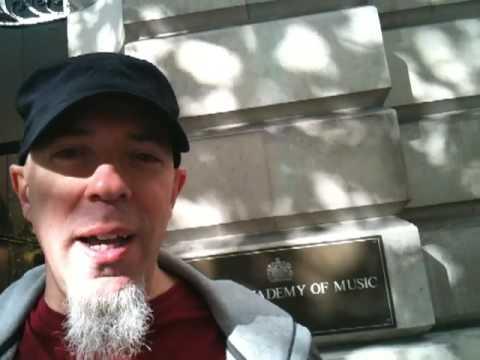 London walk- Royal Academy of Music