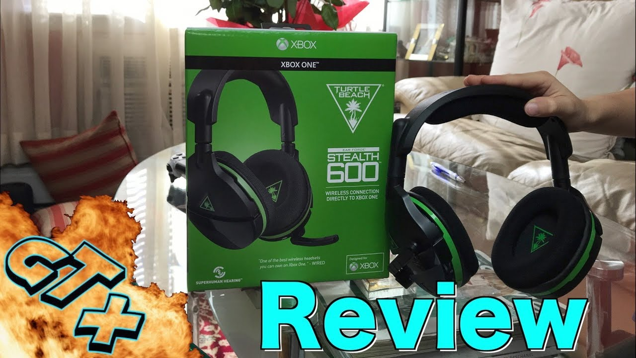 Turtle Beach STEATH 600 Wireless Review   Best Wireless Headset for Xbox One