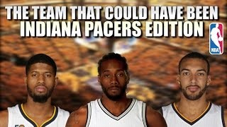 The team that could have been - indiana pacers edition