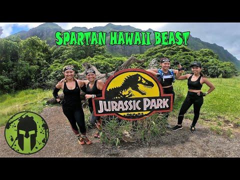 Spartan Race Beast Hawaii 2019 | Trifecta Weekend | OCR