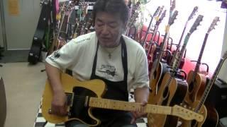 Fender USA アメリカンヴィンテージ `52テレキャスター thumbnail