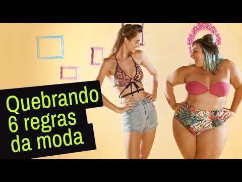 #GIRLPOWER: 6 Regras da Moda para você quebrar (ft. Julia Pontes, Ju Romano e Ida Comandolli)