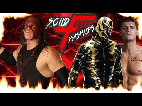 """WWE Mashup: Kane and The Brotherhood - """"Veil of Gold, Smoke, and Fire"""""""