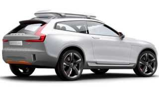 Volvo XC Coupe Concept 2014 Videos