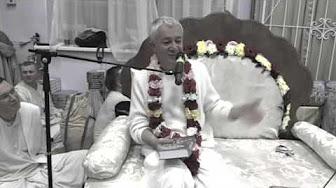 Бхагавад Гита 18.78 - Чайтанья Чандра Чаран прабху