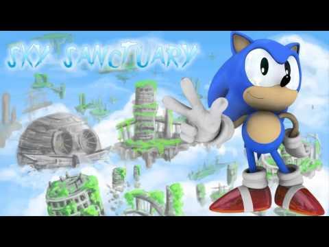 Sonic 3 ''Sky Sanctuary'' FULL MEDLEY MIX (INTENSE HIGH QUALITY) [Generations/Sanctuary Falls]