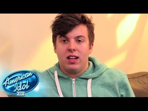 Alex Preston: Top 6 Finalist Diaries - AMERICAN IDOL XIII