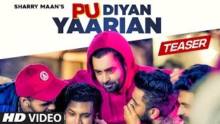 Song Teaser ► P.U Diyan Yaarian | Sharry Maan | Jassi Lokha | Releasing on 22 November 2019