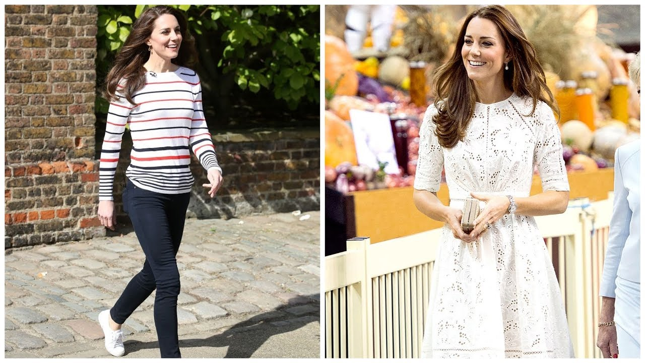 Kate Middleton Sets Affordable Fashion Trends Youtube