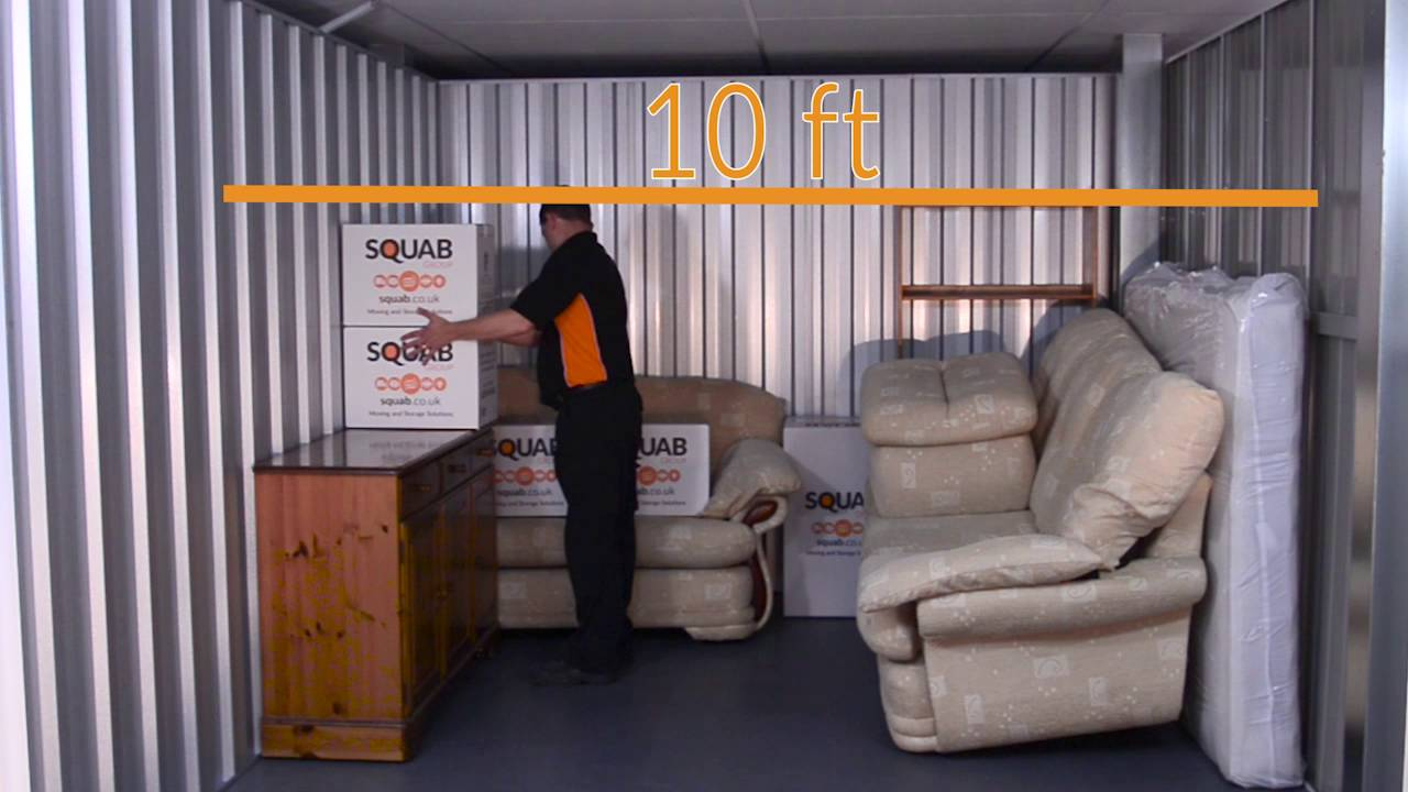 150 Sq Ft Squab Storage 150 Sq Ft Units Youtube