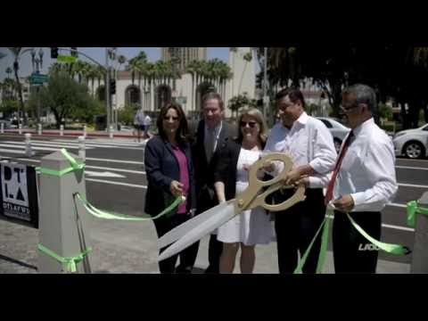 Los Angeles Street Safety Improvements (Available in 4K)