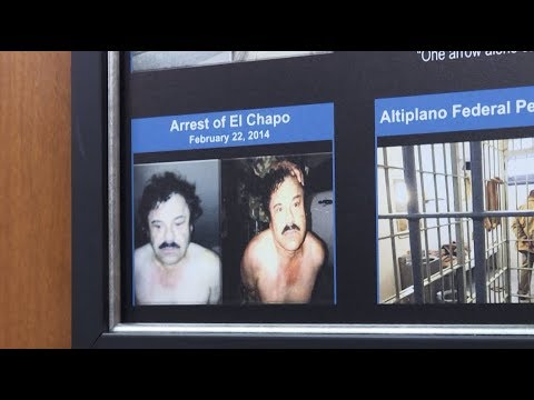 Download DEA agent on bringing down 'almost untouchable' El Chapo