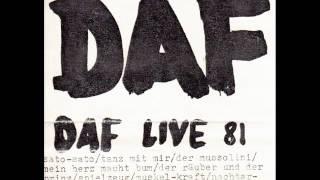 DAF - Muskel Kraft ( Rare 1980 EBM / Electro)