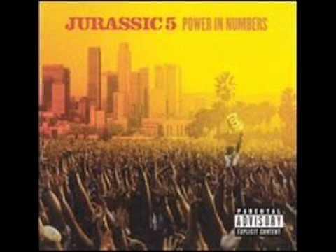 Jurassic 5 - Remember His Name