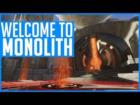 Welcome to Monolith - Map Guide + Reveal - Paragon [Open Beta]