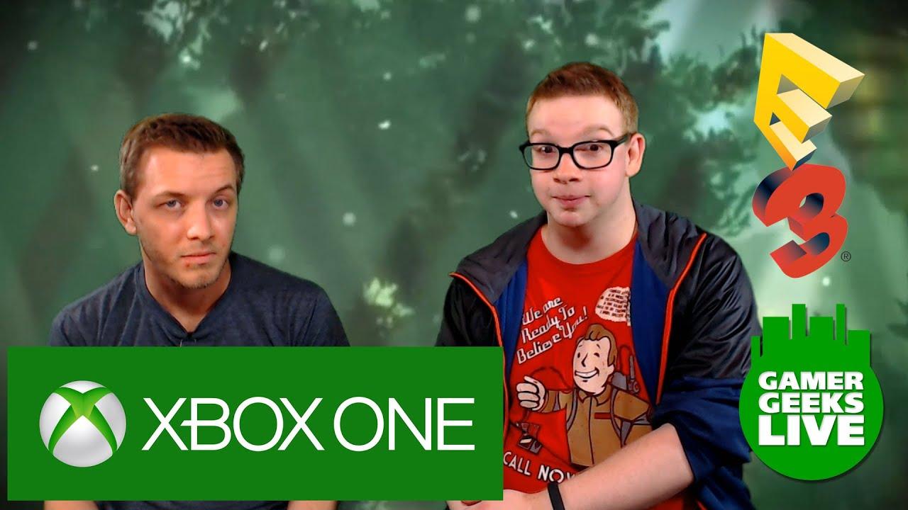 Microsoft/Xbox One Persconferentie