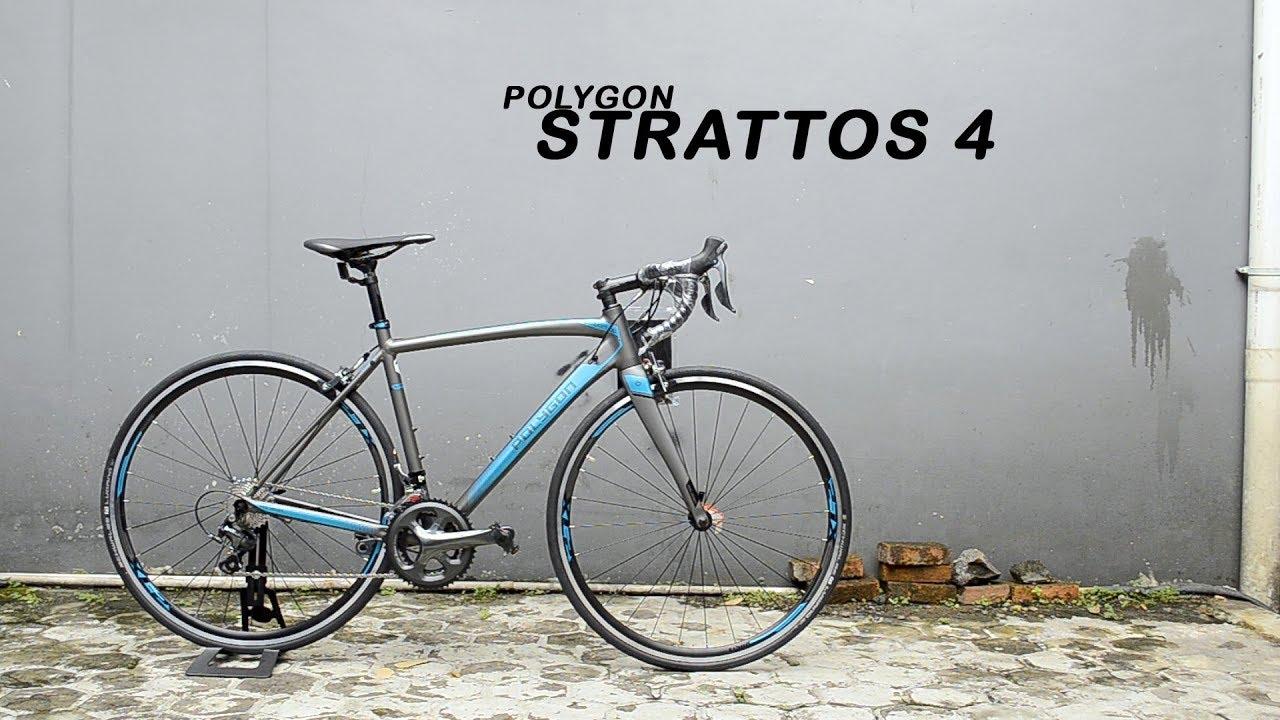 cc23b281612 POLYGON STRATTOS S4 - SHIMANO TIAGRA 4700 by Tenndy cahyo mulyanto
