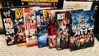"""WWE """"Best PPV Matches"""" DVD Collection Review"""
