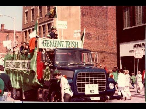 Kansas City St. Patrick Day Parade, Balls, Societies; St. Joseph: Missouri Irish p6