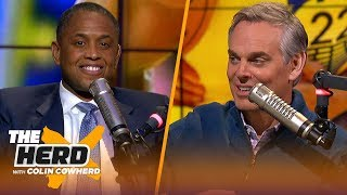 Clippers picked up a pro in Marcus Morris, talks 76ers & LeBron — B.J. Armstrong   NBA   The Herd