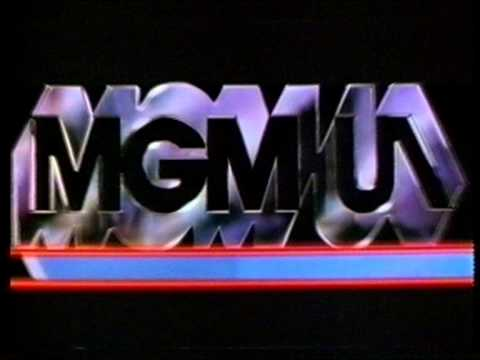 MGM/UA Home Video + MGM/UA + United Artists Logos