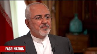 "Foreign Minister Zarif says Iran ""ready"" to resume nuke program if the U.S. leaves deal"