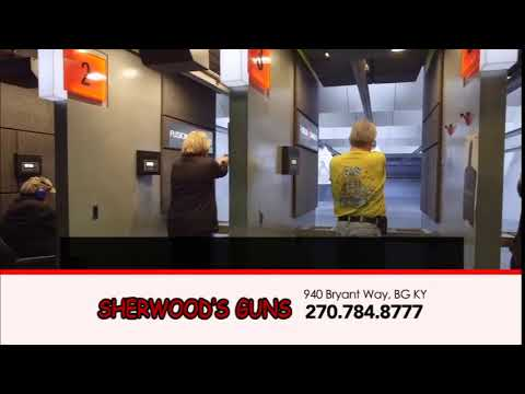 Sherwoods Guns 10 Second Tv Ad Youtube