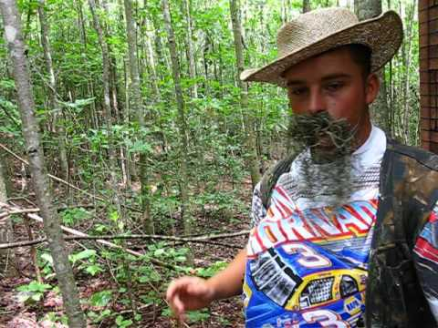 Bigfoot in Cleveland county Parody