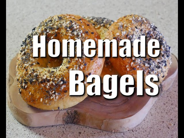 How To Make Good Quality Bagels