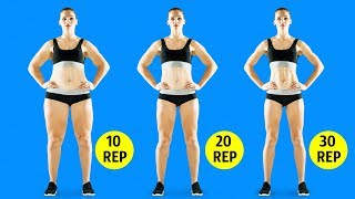 I Started This 5-minute Exercises Set And Lost A Lot Of Weight Fast