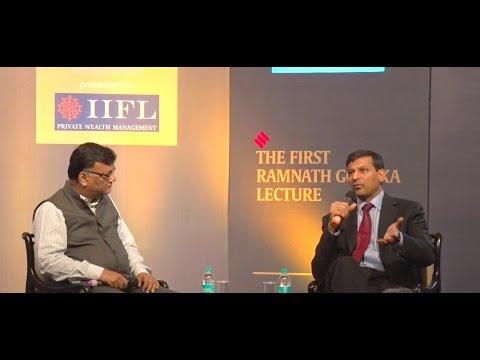 RBI Governor Dr Raghuram Rajan On Banks' Bad Assets, Economy & Poverty Alleviation