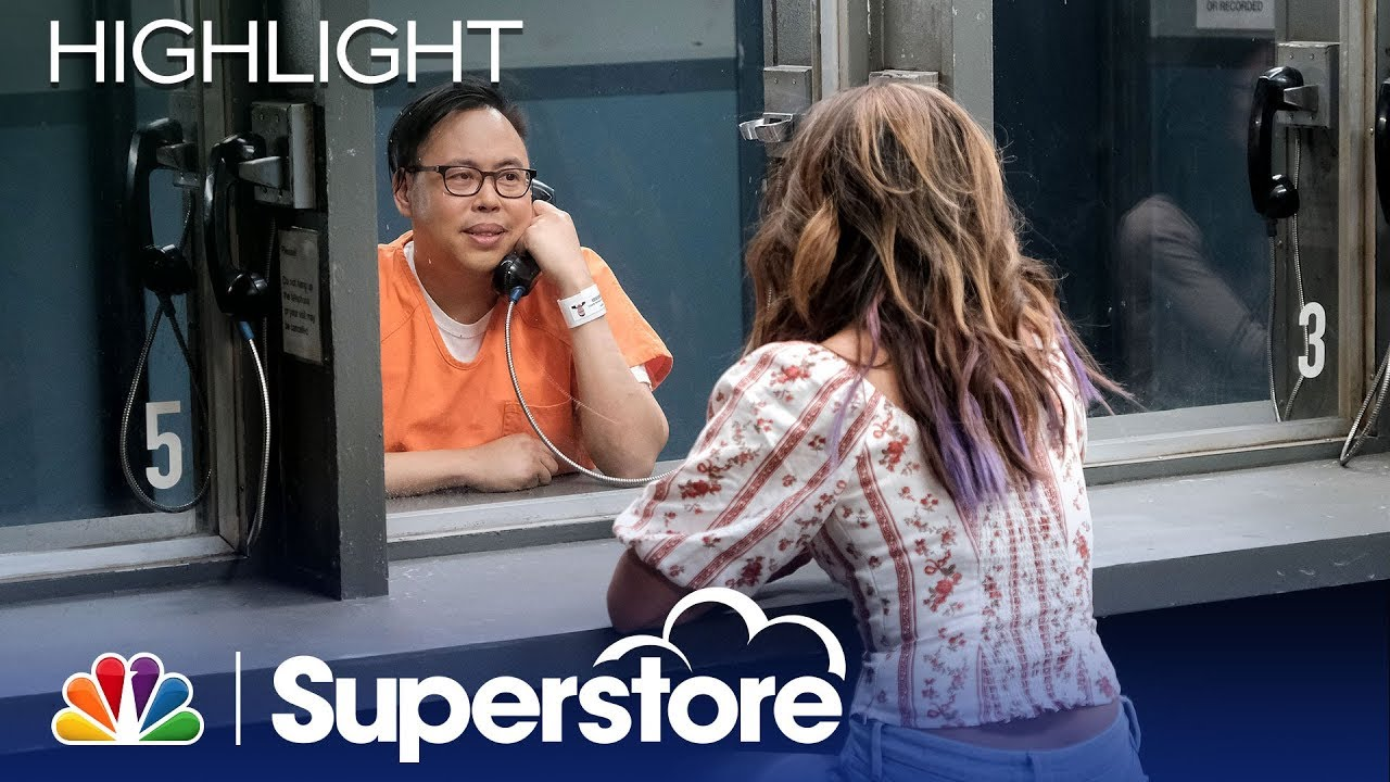 Download Cheyenne Visits Mateo in the Detention Center - Superstore (Episode Highlight)
