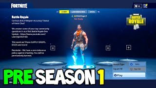 WHEN FORTNITE WAS AMAZING! Click this for PRE SEASON 1 Nostalgia Gameplay! Before Fortnite was FREE