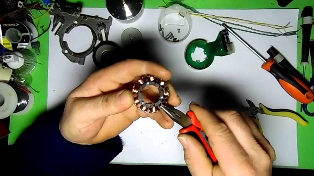 Circuito Motor Bedini : Motor bedini paso a paso ª parte youtube