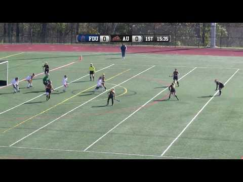 November 12, 2017 Field Hockey ECAC Championship Vs. FDU-Florham