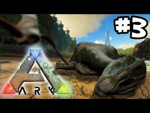 ARK: Survival Evolved - BEST Base Location - Part 3