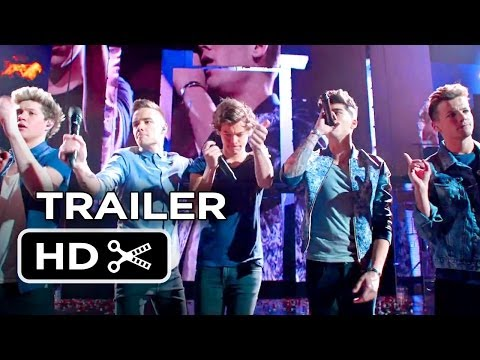 One Direction: This Is Us Official DVD Release Trailer #1 (2013) - Documentary HD