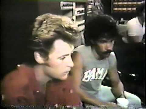 Daryl Hall + John Oates Making of H20 Part One